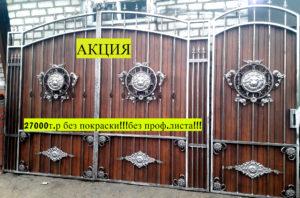 ворота воронеж