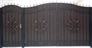 ворота калитка кованые курск