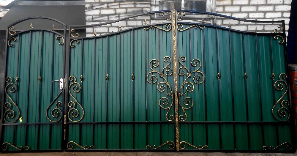 ворота новый оскол цена