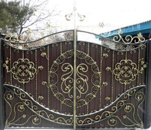 ворота калитка алексеевка купить