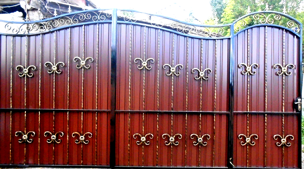 ворота губкин