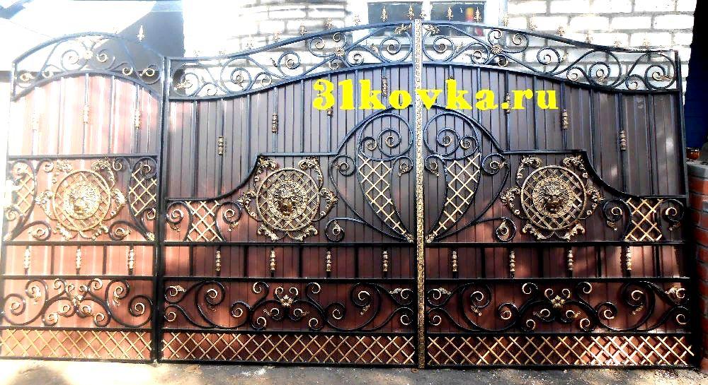ворота дешево цена воронеж
